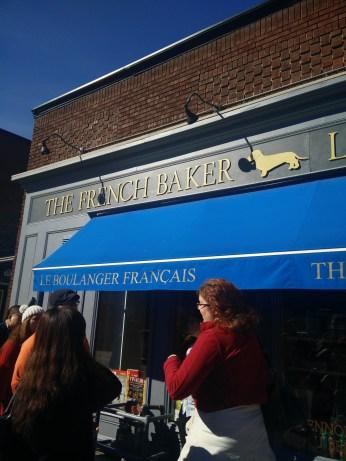 The French Baker   Le Boulanger Francais