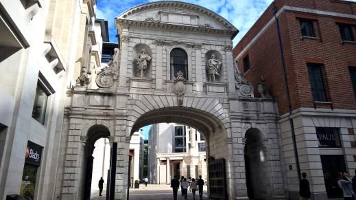 Ancienne porte de Londres