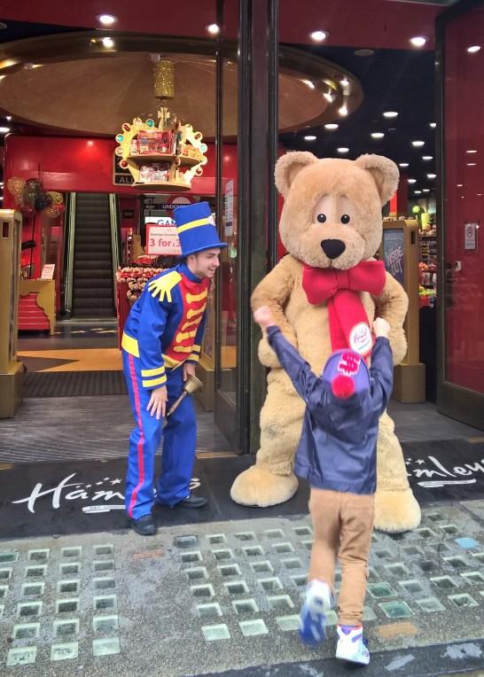 Hamley's, Regent Street