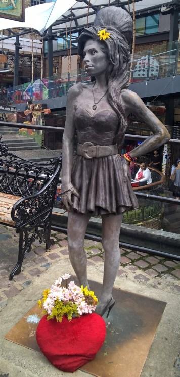 Amy Winehouse, habitait Camden