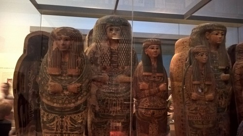 Sarcophages Egyptiens