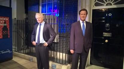Boris Jonhson & David Cameron
