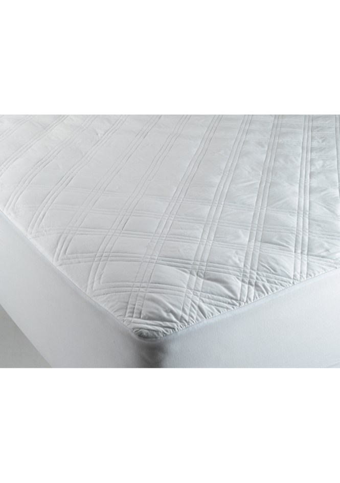 Diamond All Cotton Mattress Protectors Qb Under 100 Bedding Onceit