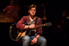 Landmark Productions presents Once at the Olympia Theatre, 30 June - 26 August, 2017 oncemusical.ie Brian Gilligan as Guy Photo:Patrick Redmond