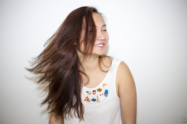 """""""Traveling empowers me. I get to meet people with different cultural background, see the history behind the world and learn about human and nature. Traveling also helps me become more open-minded and independent."""" - Wang Ying #CELEBRATEWOMEN"""