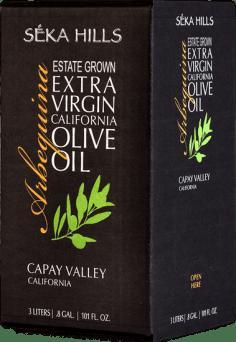 Seka Hills olive oil
