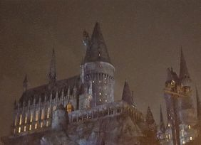 Hogwarts Castle, Universal Studios Hollywood