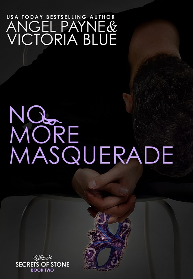No More Masquerade Cover