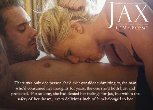 Jax Tease 2