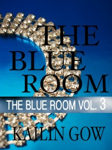 Blue Room Vol. 3 Cover