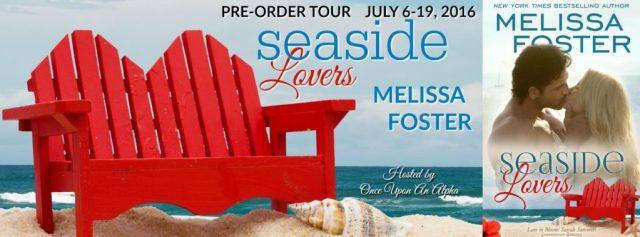 Seaside Lovers Banner
