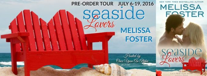 Seaside Lovers Banner