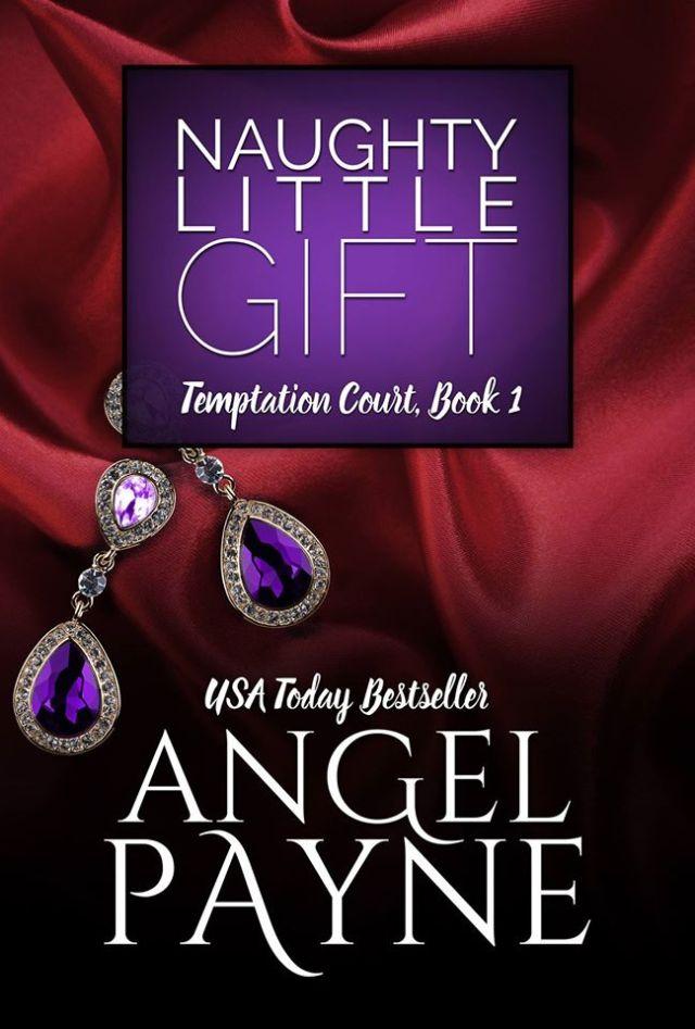 Naughty Little Gift Cover