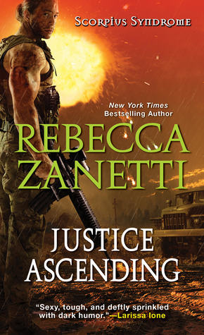 New Release/Review: Justice Ascending by Rebecca Zanetti