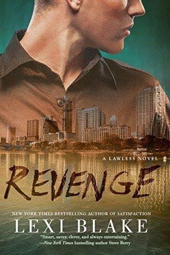 New Release/Review: Revenge by Lexi Blake