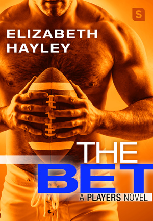 New Release/Review: The Bet by Elizabeth Hayley
