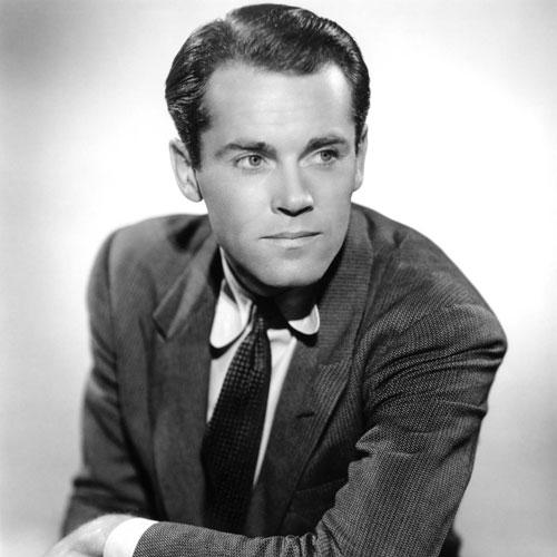 Henry Fonda On the Radio