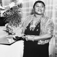 Hattie McDaniel, a tribute