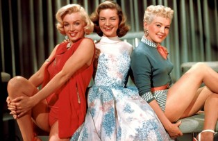 TOP 10 - LAUREN BACALL-HOW TO MARRY A MILLIONAIRE