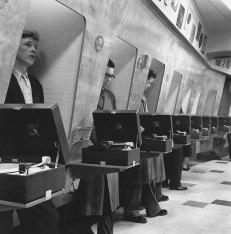 London Music Shop c. 1955