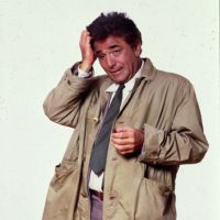 Peter Falk as #Columbo