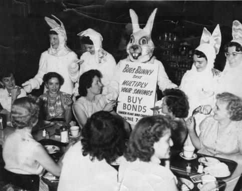 WWII era Easter