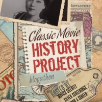 Announcement: The Classic Movie History Project 2016
