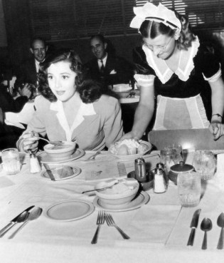 Ann Rutherford at MGM