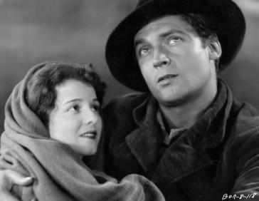 Janet Gaynor & Charles Farrell in Street Angel (1928)