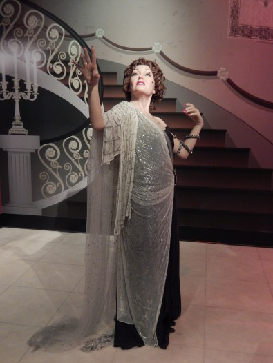 And then came Norma Desmond