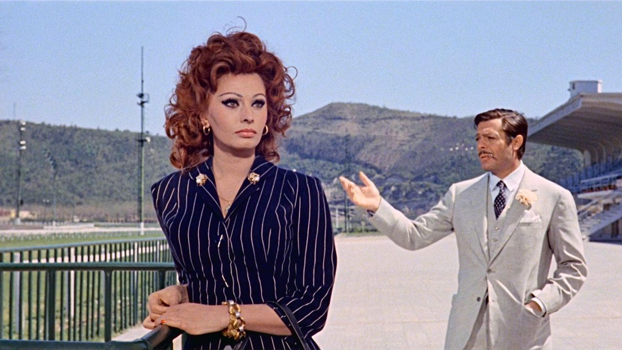 A Dramedy to Remember – De Sica's MARRIAGE ITALIAN STYLE (1964)