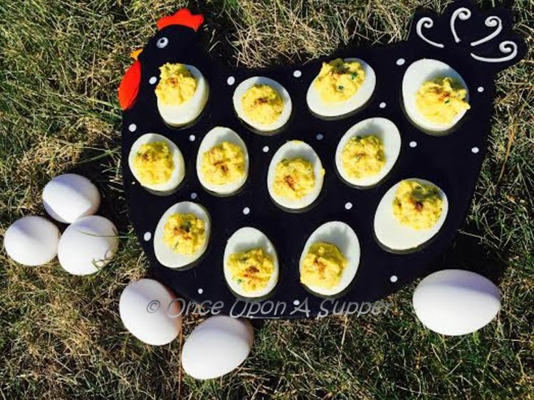 Deviled Eggs — easy, quick, flexible and a great stuffed egg recipe