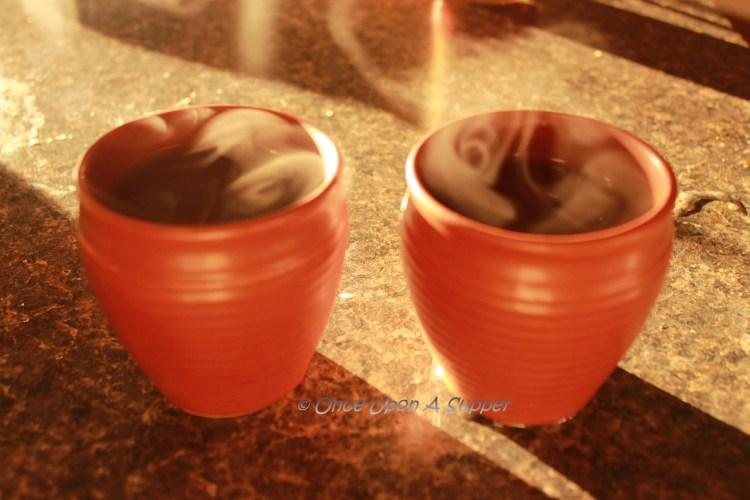 Lebu Cha — Calcutta's own spiced and salted Lemon Tea