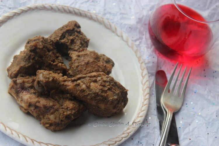 Galinha (Chicken) Cafreal — to Goa with love from Portugal