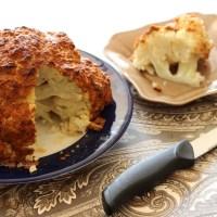 Whole Roasted Cauliflower (Gobi) Tikka Masala