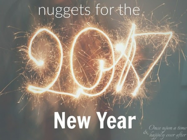 Nuggets for the New Year: Nurturing Relationships, 2.13.2017