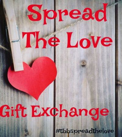TBB Spread the Love: Gift Exchange Reveal