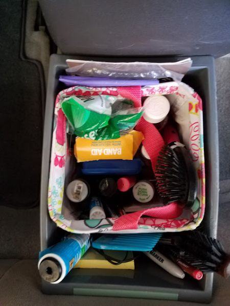 10 Items in My Car: 10 on the 10th*