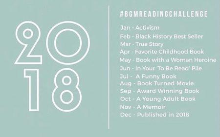 Title Talk, 06.2018: Book Girl Magic Reading Challenge