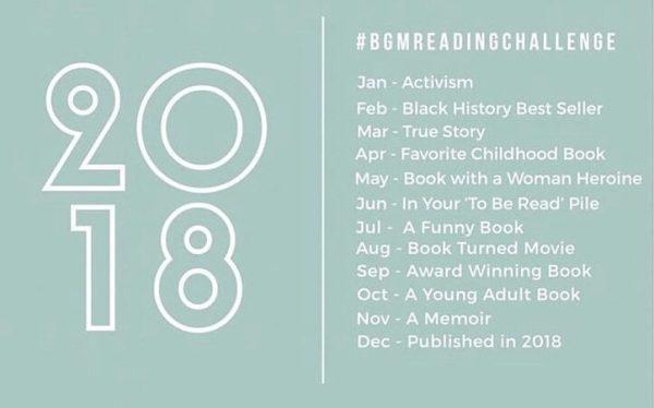 Title Talk, 04.2018: Book Girl Magic Reading Challenge