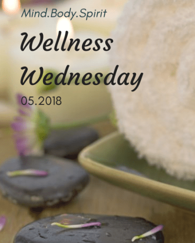 Wellness Wednesday, 05.2018:  Goals Update, Skin & Beauty Tips