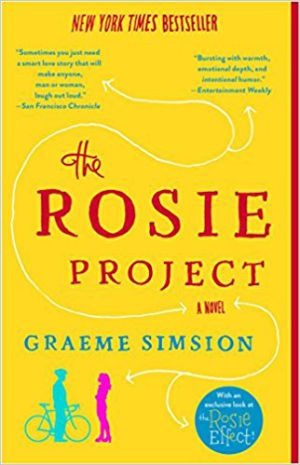 Reading Challenge Progress, 08.2018: The Rosie Project