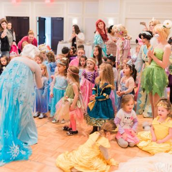 princess parties dc nova