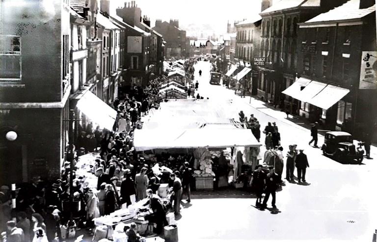 Aughton Street & Market 1
