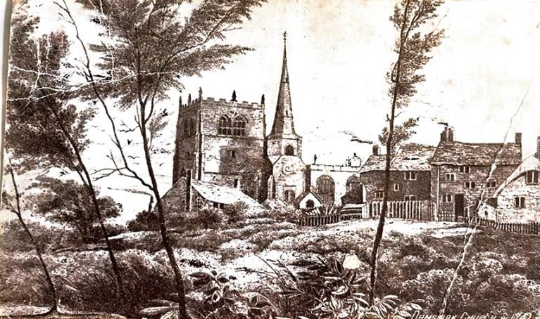 Ormskirk Parish Church 3