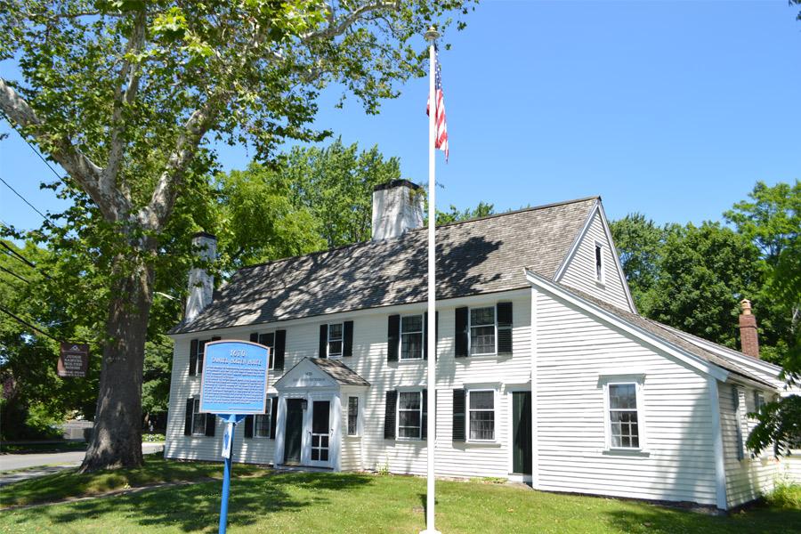 Samuel Holten home