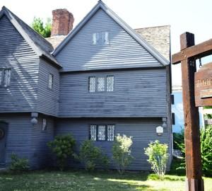 The Witch House Salem