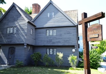 The Witch House Salem