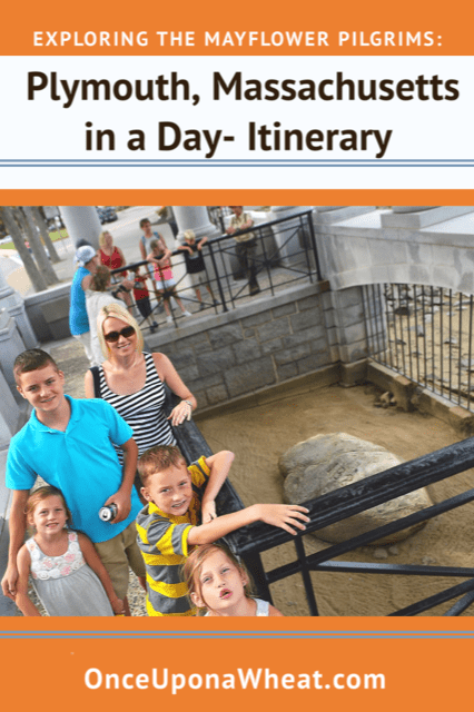 Plymouth, Massachusetts in a Day- Itinerary