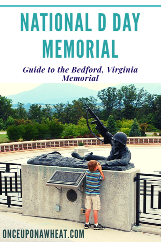 National D Day Memorial (Bedford, Virginia)